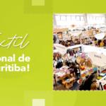 Pegorari Têxtil participa de feira nacional de patchwork em Curitiba!